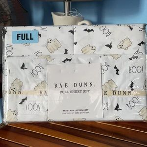 Rae Dunn Halloween Sheets